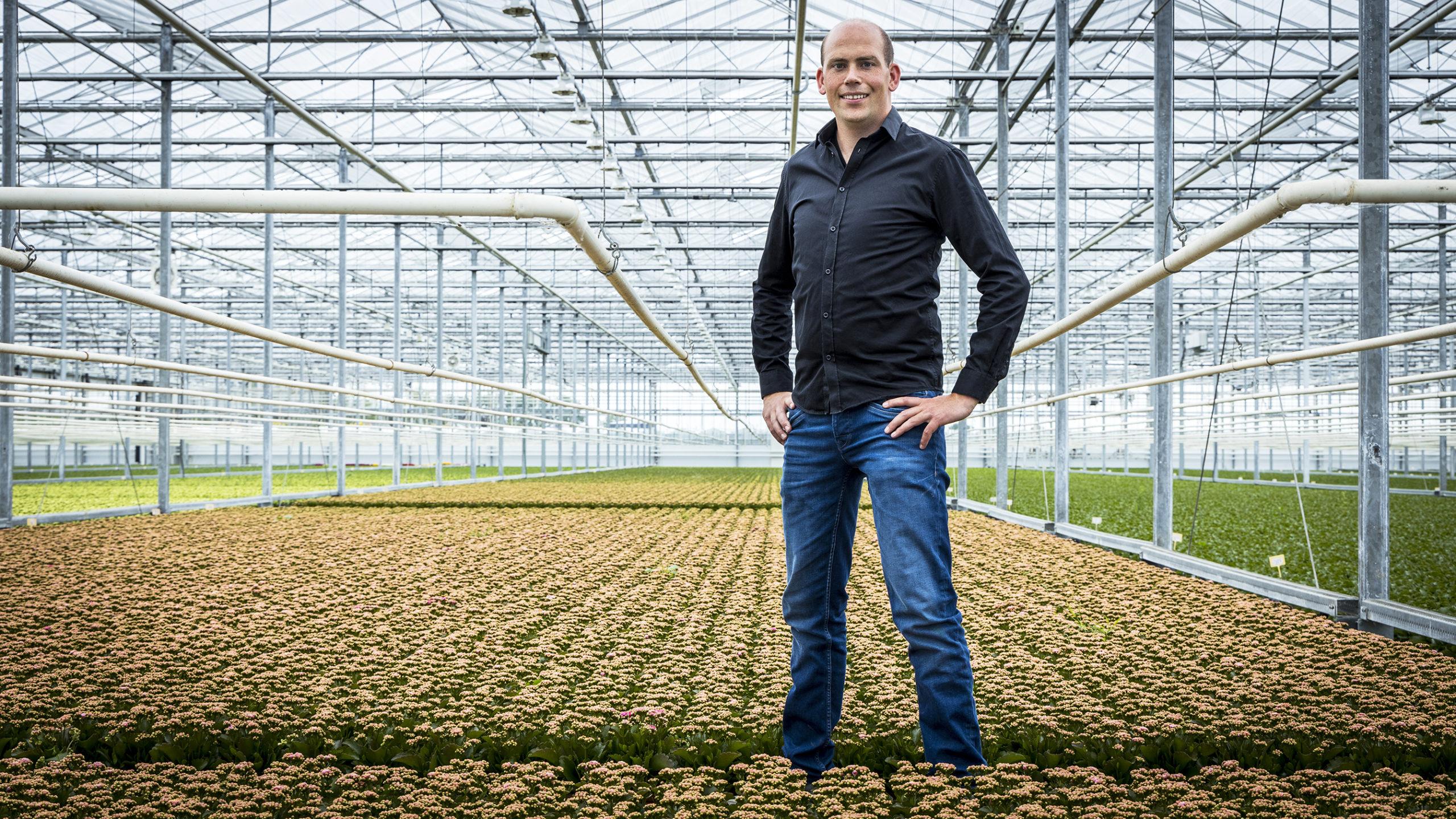 """""""Ik draag bij aan een duurzamere glastuinbouw"""""""